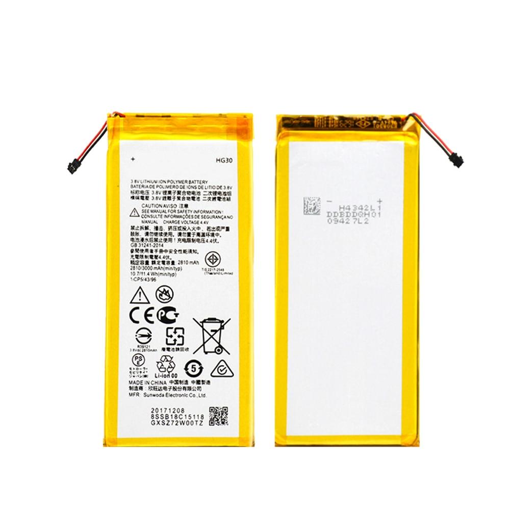 Battery HG30 For Motorola Moto G5S For Moto G5s Plus XT1791 XT1792 XT1793 XT1794 XT1795 XT1805 XT1803 XT1806 XT1804 XT1802