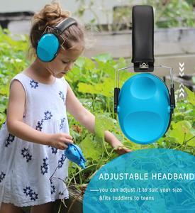 Image 3 - Safurance الطفل واقية أذن s للأطفال السمع غطاء للأذنين حماية السلامة الحد من الضوضاء واقي أذن الأطفال واقية أذن