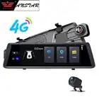 Anstar 10 4G Автомобильный видеорегистратор HD 1080P WiFi Android видео рекордер gps навигация ADAS двойной объектив видеорегистратор Автомобильная камера в зеркале заднего вида - 1