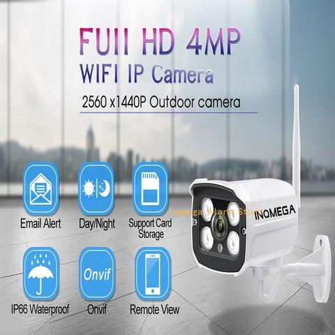 cctv sistema de metal ip camera cctv casa ip wifi cam