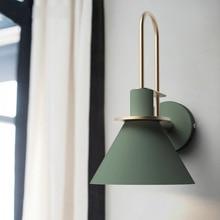 Modern Wall Lamps Nordic Light Loft LED 90-260V Luminaria Fixturesfor Home Lighting Up Decor