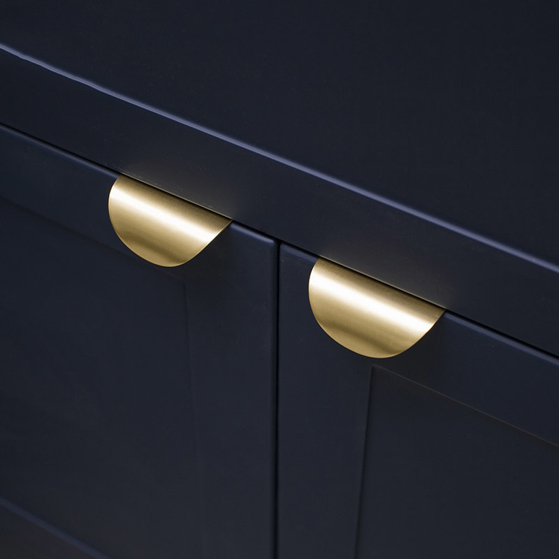Invisible handle /brass Door knob European Antique Furniture Handles Drawer Pulls Kitchen Cabinet gold Knobs and Handles|Cabinet Pulls| |  - title=