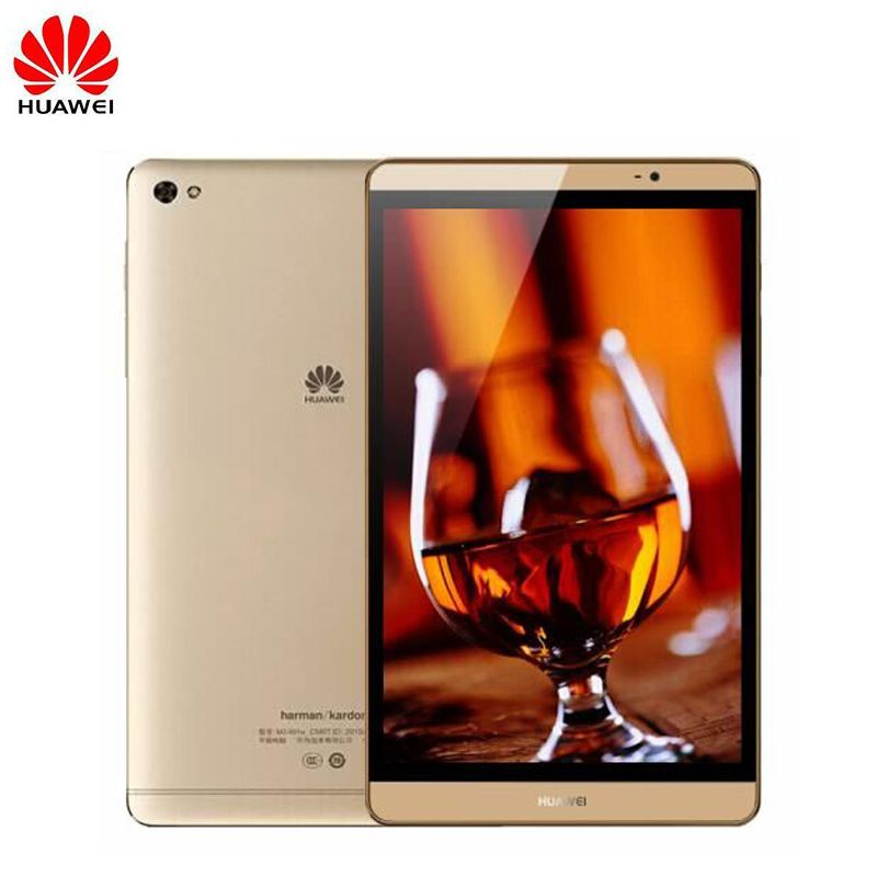 HUAWEl Tablet PC M2-803L 8 Inch Octa Core 4G Lte Hisillicon Kirin 930 2.0GHz RAM 3G ROM 64G Android 5.1 1920*1200 IPS 8MP Wifi
