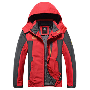 Image 5 - Autumn Men Windbreaker Male Windproof Waterproof Hood Jacket Plus Big Size 5XL 6XL 8XL 9xl Man Coat Work Clothing Outwear