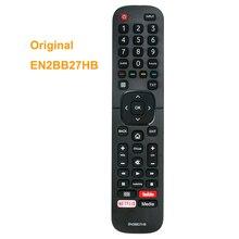 Télécommande originale pour Hisense TV, H32A5600 H32A5840 H43A6100 H43A6140 H43B7100 H50B7300 H55B7500 EN2BB27H