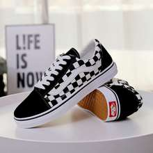 Casual-Shoes Canvas Trend Comfortable Men's Women Fall Youth Student Couple And New