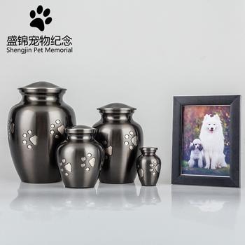 Tanie aluminiowe urny pogrzebowe dla zwierząt domowych tanie i dobre opinie Copper