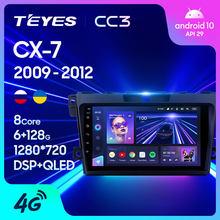 TEYES CC3 For Mazda CX7 CX-7 CX 7 ER 2009 - 2012 Car Radio Multimedia Video Player Navigation stereo GPS No 2din 2 din dvd