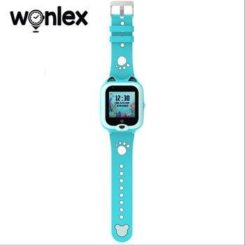 Детские смарт-часы Wonlex KT22 6