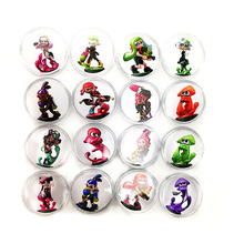 For Amiibo Collection Game Coin Tag Card NS Switch Zelda Mario Kirby Kart Splatoon Diablo Fire Emblem NFC Card Fast Shipping
