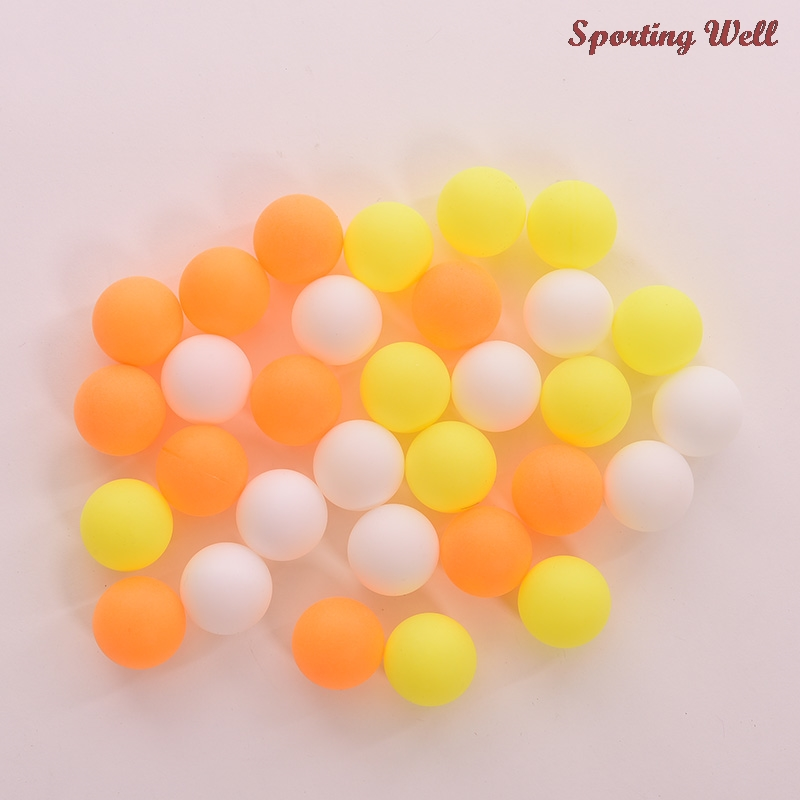 10pc 38MM Ping Pong Ball Washable Beer Pong Table Tennis Dip Game Lottery Table Tennis Ball For Competition Training Accessories