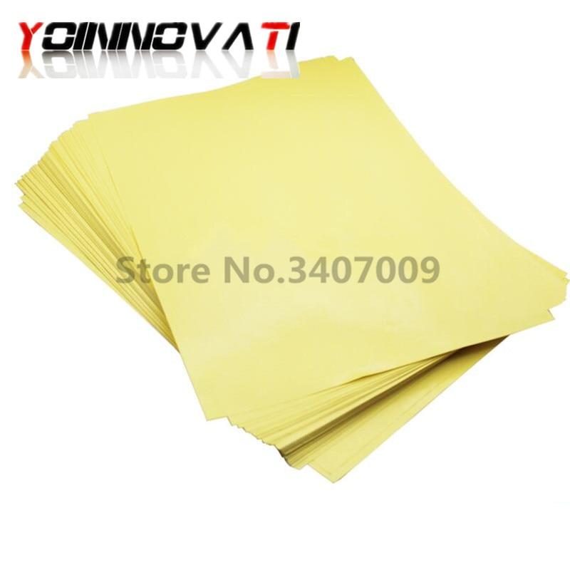 10 шт., бумага для печати на печатной плате