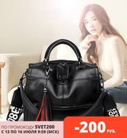 Women's bag 2020 women's black bags for women H8 classic medium ladies crossbody bag