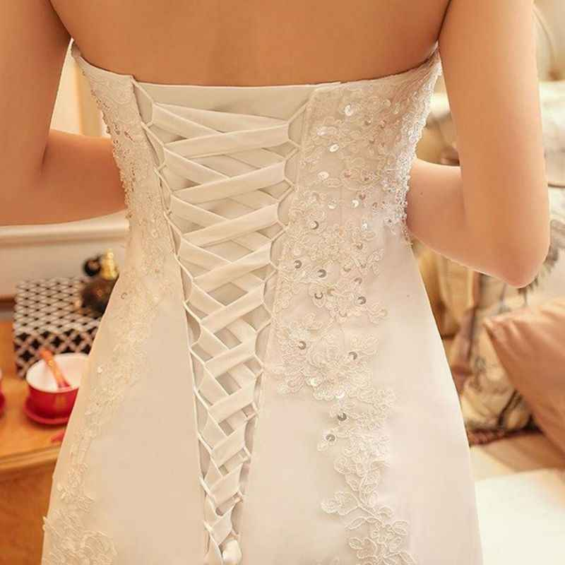 118inch Wedding Dress Zipper Replacement Adjustable Corset Back Kit Lace Up Satin Ribbon Ties For Bridal Banquet Evening Gown Aliexpress,Wedding Dress Shops Austin Tx