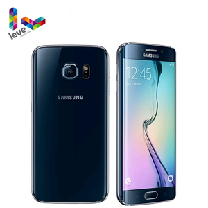 Samsung Galaxy S6 край G925F разблокирован мобильный телефон 5,1