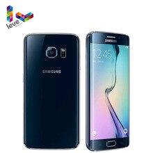 Samsung Galaxy S6 Edge G925F odblokowany telefon komórkowy 5.1