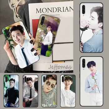 Корейский мужской чехол для телефона со звездами идолом ли Чен для Samsung Galaxy J2 J4 J5 J6 J7 J8 2016 2017 2018 Prime Pro plus Neo duo
