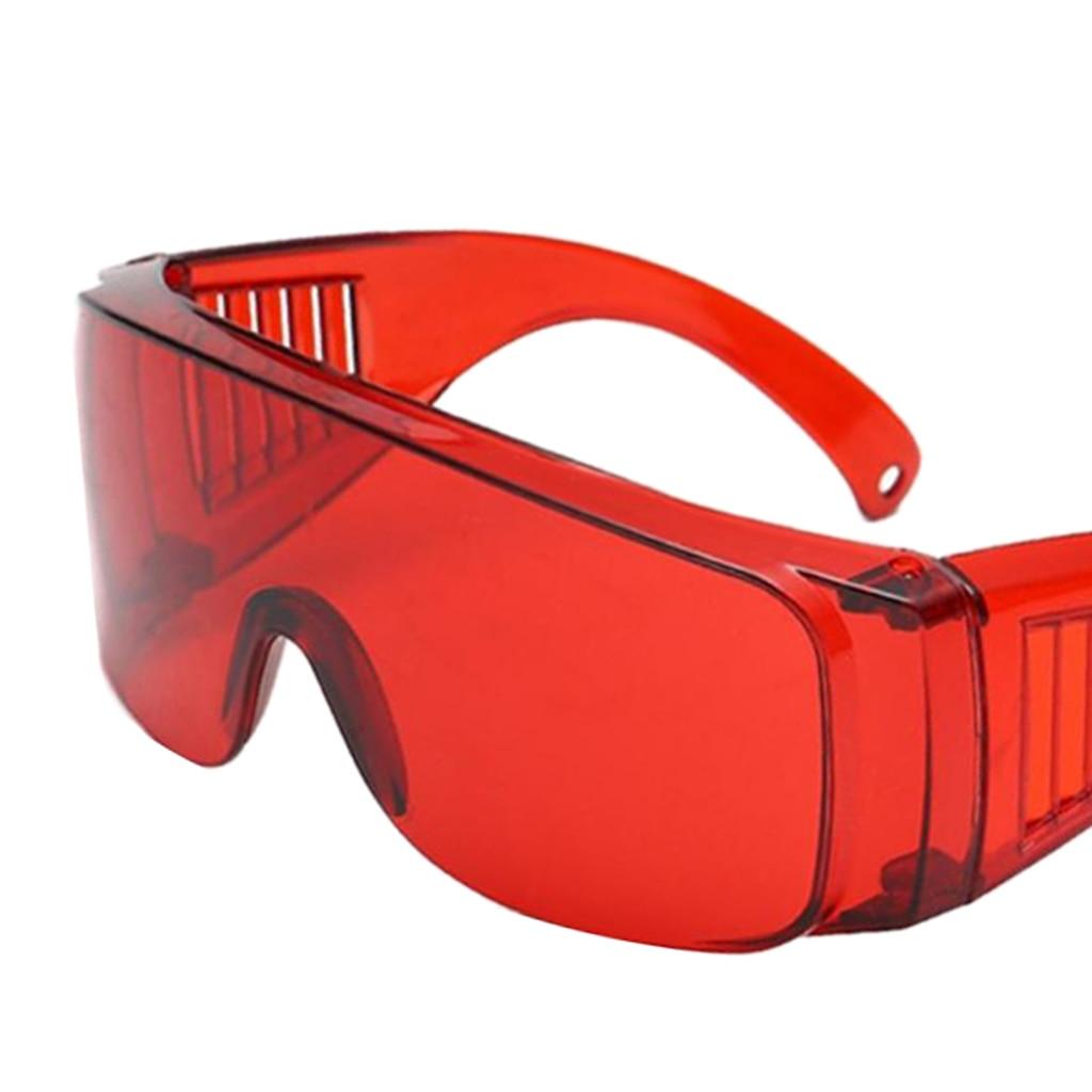 Safety Goggles Dustproof Eyewear Over Glasses UV Protective Lens Sunglasses Anti-Saliva Mask Anti Flu Anti-splash Glasses