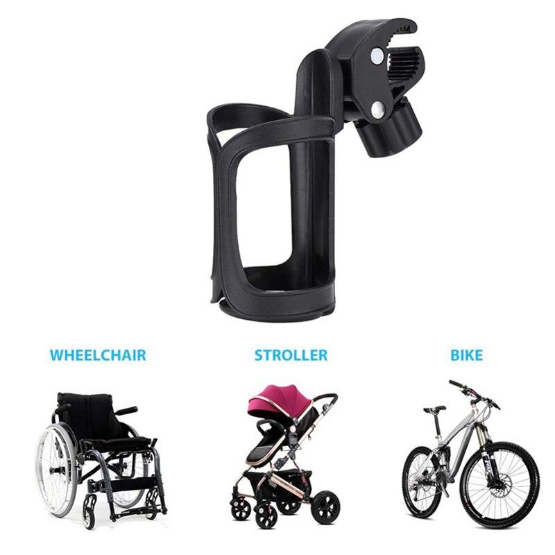 Регулируемый Многофункциональный держатель для стаканов, универсальная подставка для детской коляски, велосипеда, мотоцикла, аксессуары д...
