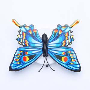 Lamp Led-Night-Light with Colorful Changing for Home-Room Party Desk Wall-Decor Butterfly