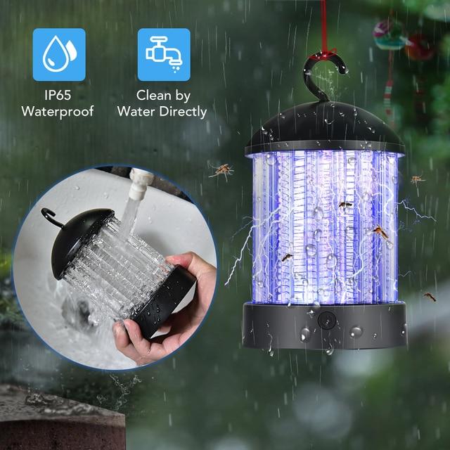 Ip65 waterproof usb charging mosqu