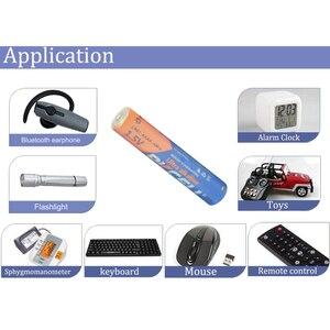 Image 5 - Аккумуляторная батарея PKCELL AAAA LR61 AM6 MN2500 E96 4A 100 в, первичная и сухая батарея для стилуса, камеры, флэш бритвы, 1,5 шт.