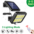 Solar LED Light Outdoor For Garden Led Solar Lamp Outdoor/indoor Waterproof Garden/Garage Decoration Garage Light 3Modes Control