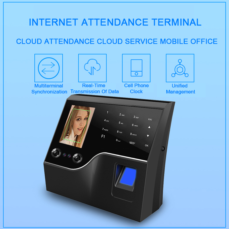 Eseye Biometric Attendance System Face Recognition Employee Attendance Registration  Work Time Access Control Attendance Machine