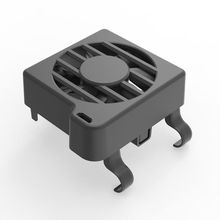 Phone Cooler Cell Phone Cooling Air Fan Portable Cooled Radiator For IPhone/Android  Mobile Phone Accessories