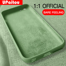 UPaitou Silicone Case For Oppo K1 R17 RX17 R15 Pro Neo X R11 S Plus A9 A7 X AX7 A5S AX5 A3S Soft Solid Color Case For Oppo Case(China)