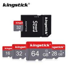 Cartão de memória micro sd 64gb 128gb sdxc classe 10 cartão de memória mini tf cartão de memória micro sd da venda quente 32gb 16gb 8gb sdhc