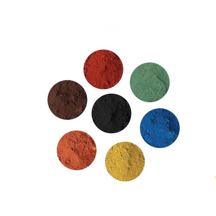 7 Color Cement Color Powder Pigment Powder /for  Paint Color Pigment /for Cosmetic Making/Arts/Paints/Crafts