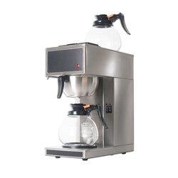 ITOP pełne ze stali nierdzewnej destylacji ekspresy do kawy  ekspres do kawy  komercyjna kawa ekspres do z 2 garnki