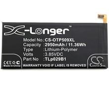 Cameron Sino 2950mAh Battery For Alcatel One Touch Pop 4S LTE,One Touch Shine Plus,OT-5095 OT-5095B,OT-5095I,OT-5095K OT-5095L efiriym polychit novyu lineiky sverhmoshnyh asic mainerov ot linzhi