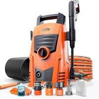 220V 1600W stille induktion motor high-druck auto washer
