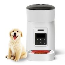 Pet Cat Dog Feeder Pet Dispenser Smart Travel Supply Automatic Smart Slow Feeder Dispenser Fixed Time Amount Of Food APP Camera