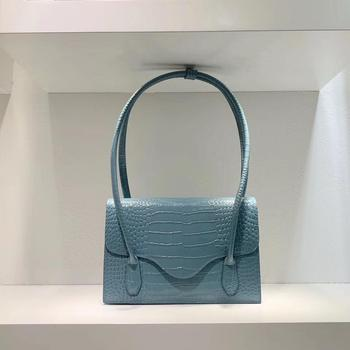 Women Handbags Fashion Women crocodile Handbags High Quailty Ladies Genuine Leather Bag