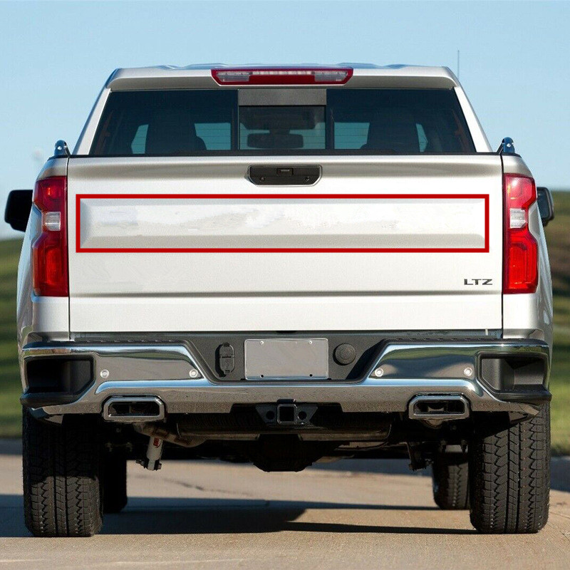 Sale 4PCS Frame Tube Plugs Rear Wheel Well For 99-17 Chevy Silverado GMC Sierra