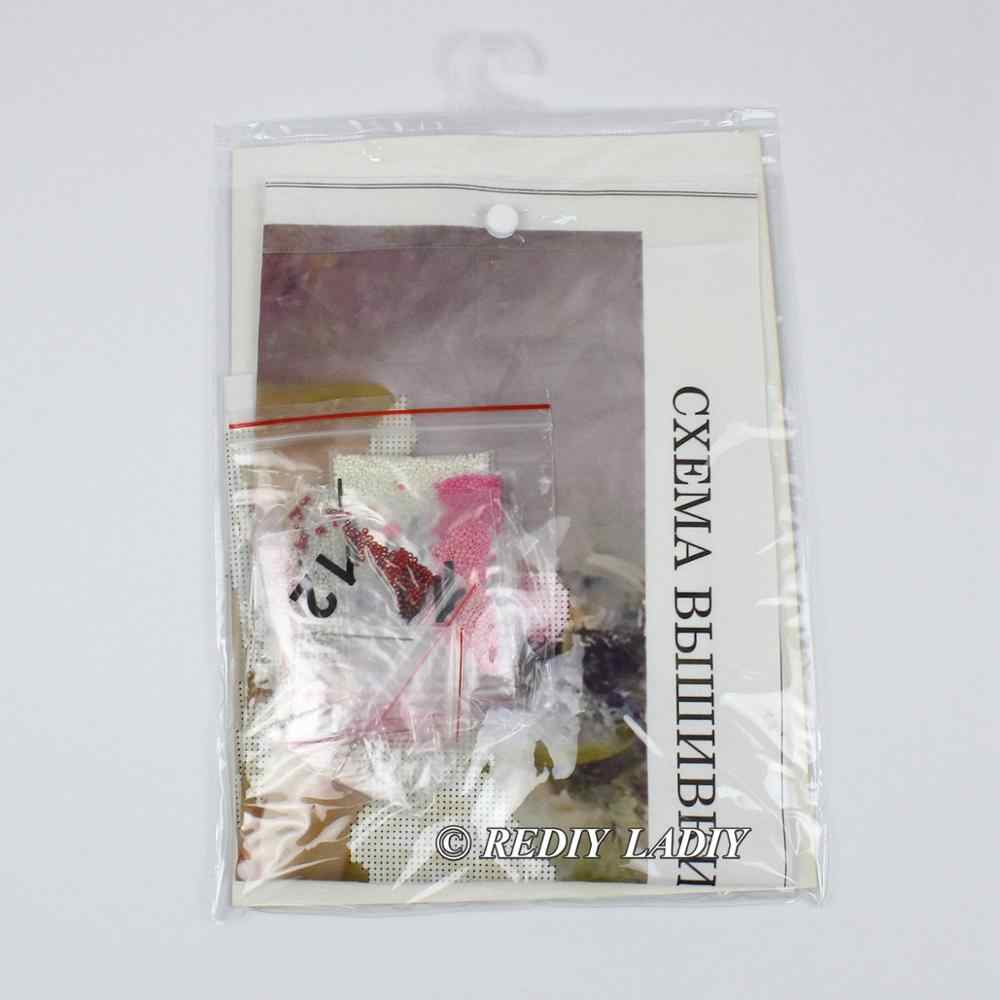 Diy Kralen Borduren Kits Schoonheid Meisje Handwerken Hoge Kwaliteit Kralen Gedeeltelijke Crystal Kralen Kruissteek Hobby & Ambachten Beadwork