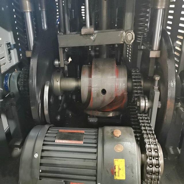 Ultrasonic Heater Open Cam Single Plate Middle Speed Paper Cup Machine - ماكينة تصنيع الاقداح الورقية 5