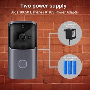 Image 5 - LeadEdge Smart WiFi vidéo sonnette caméra interphone visuel avec carillon vision nocturne IP porte cloche sans fil caméra de sécurité à domicile