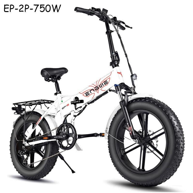 ЕС наличии Электрический велосипед 20*4,0 дюймов 48V12.8A Электрический велосипед 750W 45км/ч мощный мотор жира шин велосипед Горный и городской мот...