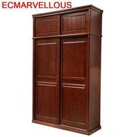 Kast Armario Gardrop Slaapkamer Chambre Wood Clothing Roupa Vintage Mueble De Dormitorio Cabinet Bedroom Furniture Wardrobe
