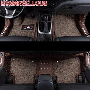 Обновленный стиль, декоративные коврики, автомобильные аксессуары для ковров, аксессуары для авто, модификация, коврик для ног для Kia Seltos