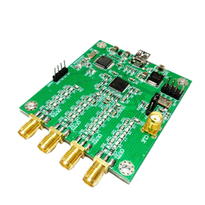 Image 5 - AD9959 מודול RF אות גנרטור ארבעה ערוץ DDS מודול בהוראה סידורי פלט לטאטא תדר AM אות גנרטור