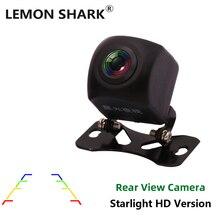 Ultra HD CVBS كاميرا الرؤية الخلفية 170 ° ضوء النجوم الرؤية الخلفية وقوف السيارات عكس لشركة فولكس فاجن تيجوان باسات B6 B7 جولف 5/6/7 جيتا MIB راديو