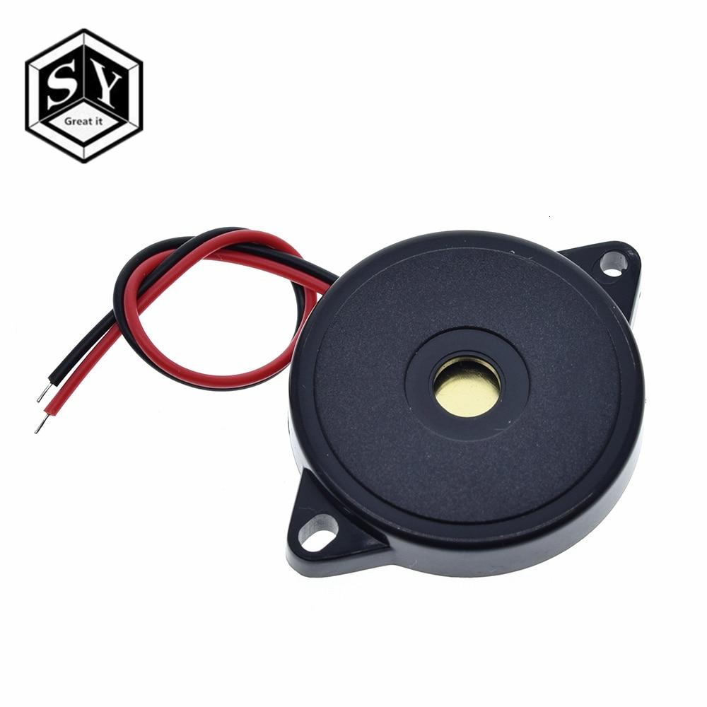 1 шт. 30X5,5 мм закрытый пьезо пассивный зуммер элемент с проводами AT3040|Акустические компоненты|   | АлиЭкспресс