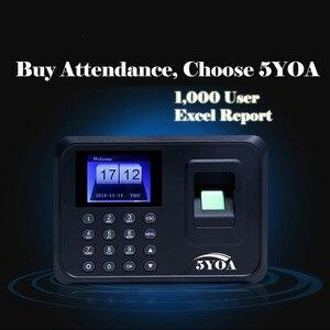 Fingerprint Time Attendance Ma