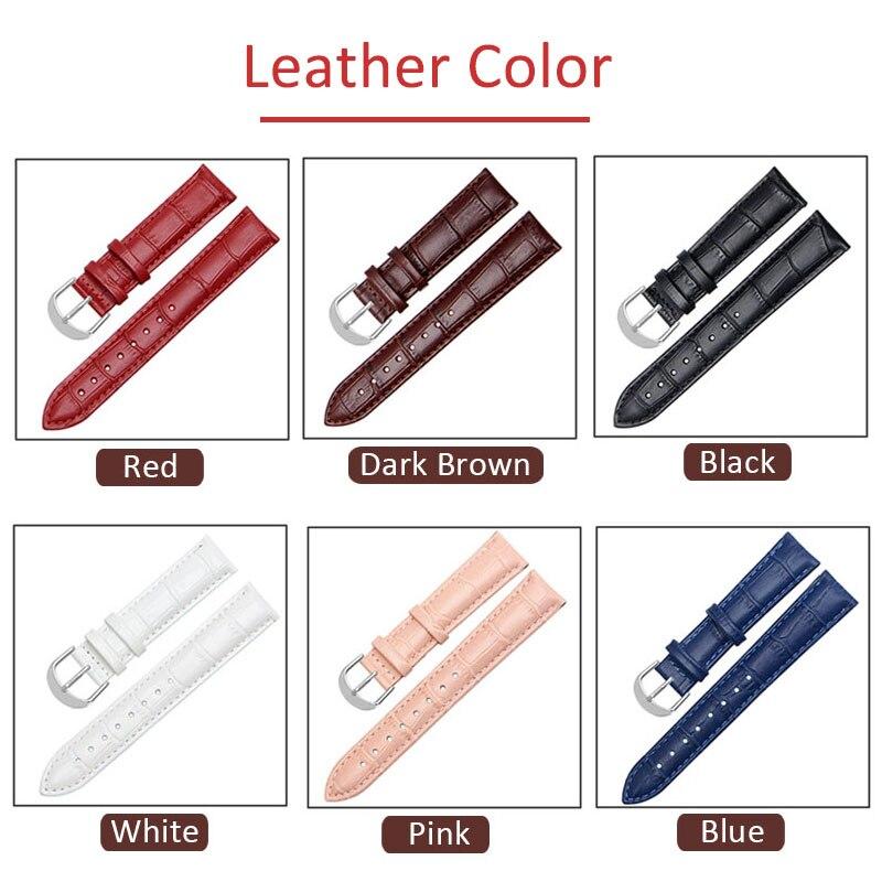 Red Genuine Leather Bracelet Watch Locket Crystal Stainless Steel Man Woman Bangle Essential Oils Aromatherapy Locket Bracelet