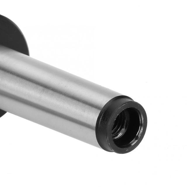 Haute dureté en acier au carbone F1 tête dalésage 1-1/2-18UNF queue filetage M12 MT3 queue queue filetage outil dalésage